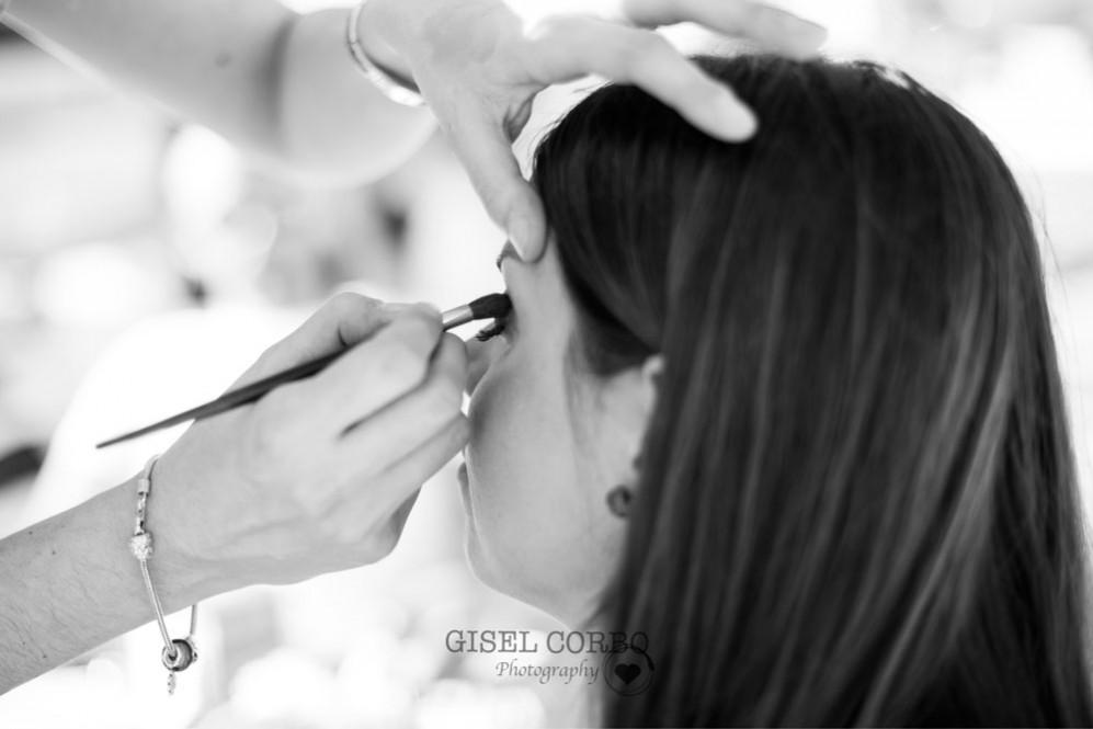 maquillaje novia preparativos preboda
