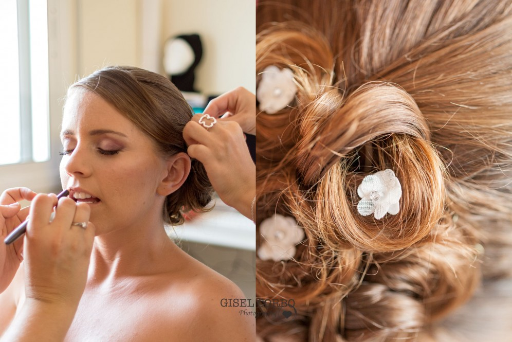 Maquillaje peluqueria recogidos novia boda invitadas barcelona