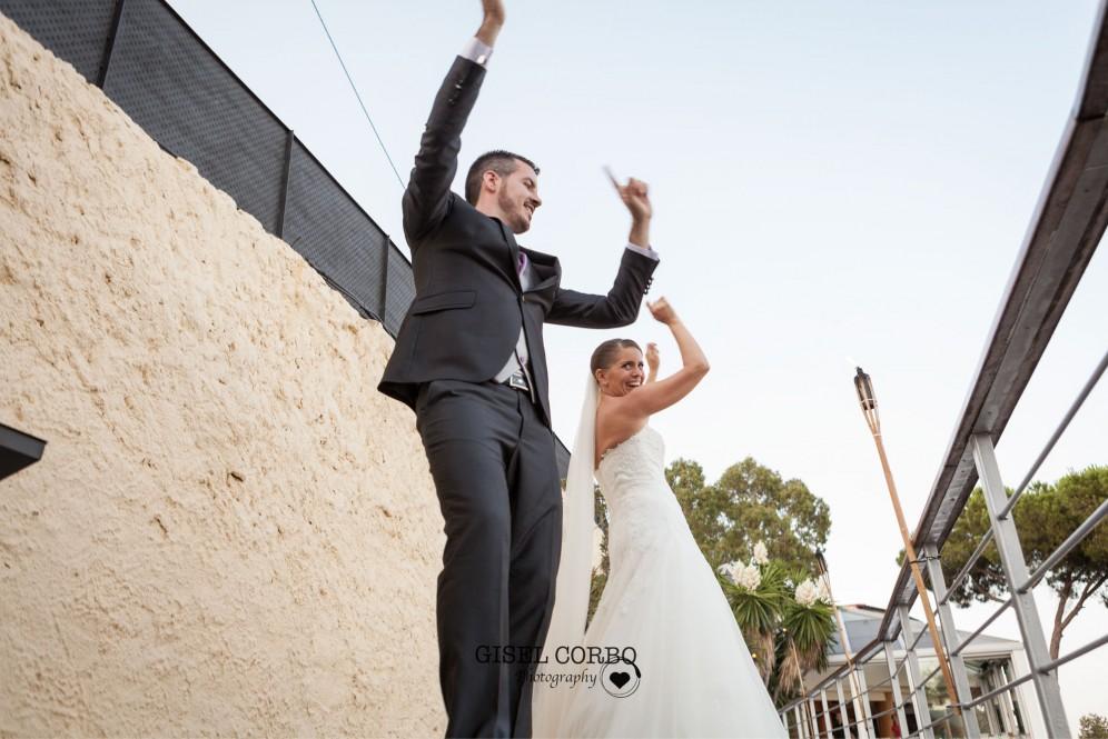 boda barcelona mirabe vistas ciudad