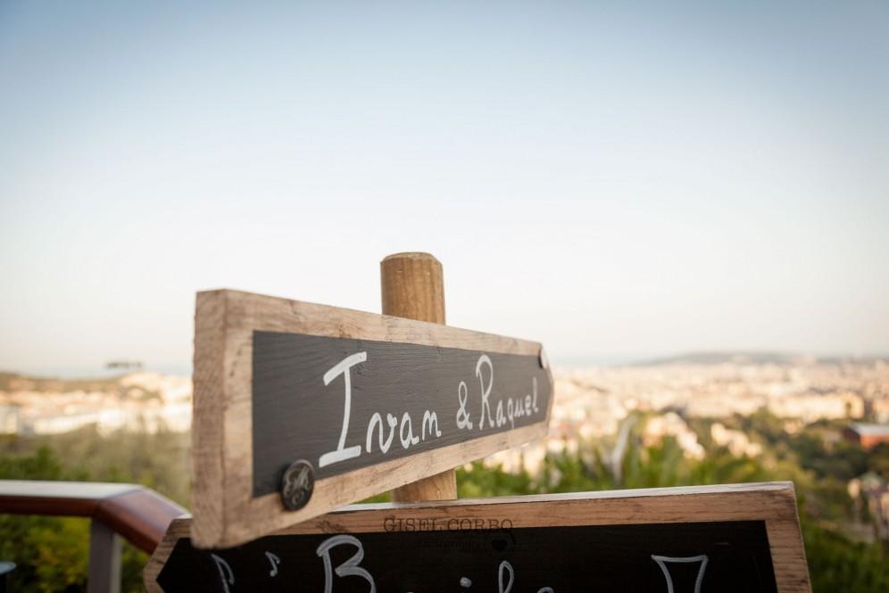 boda mirabe vistas barcelona