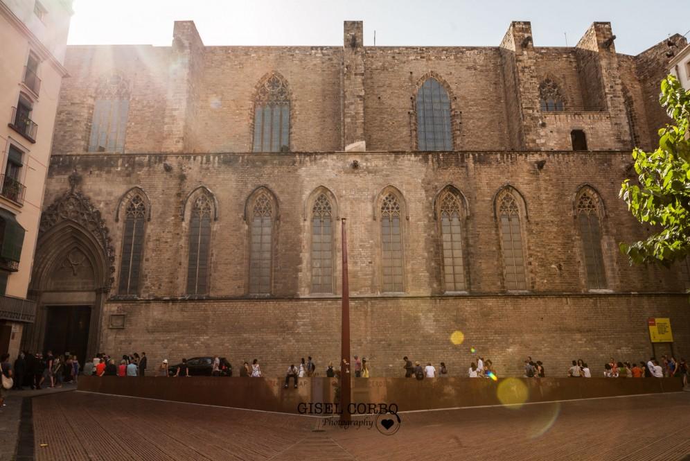detalles boda barcelona lateral basilica