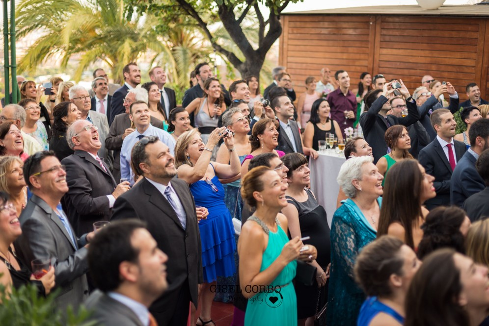 fotografo boda barcelona baile divertido novios