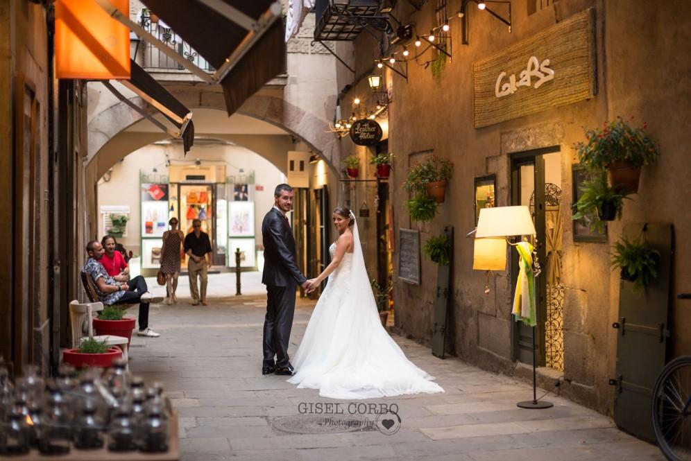 fotografo boda barcelona reportaje novios born