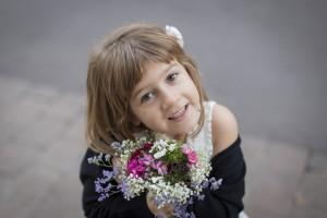 dama honor especial boda ternura