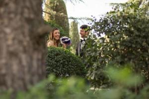 sesion fotos postboda jardines torre del pi