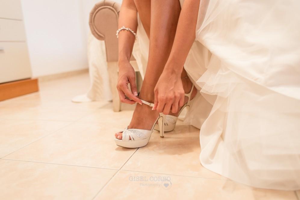 10 zapatos de novia sandalia de tacon con brillantes