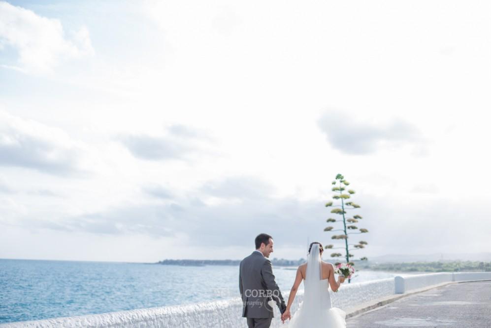 52 sesión fotos boda junto al mar