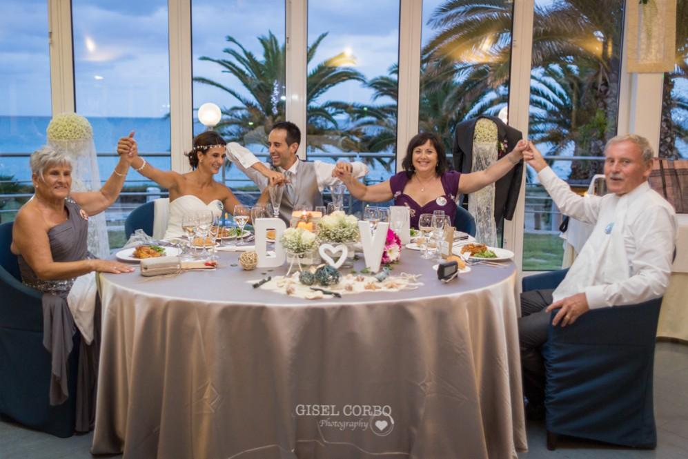 61 mesa presidencial de boda con padres
