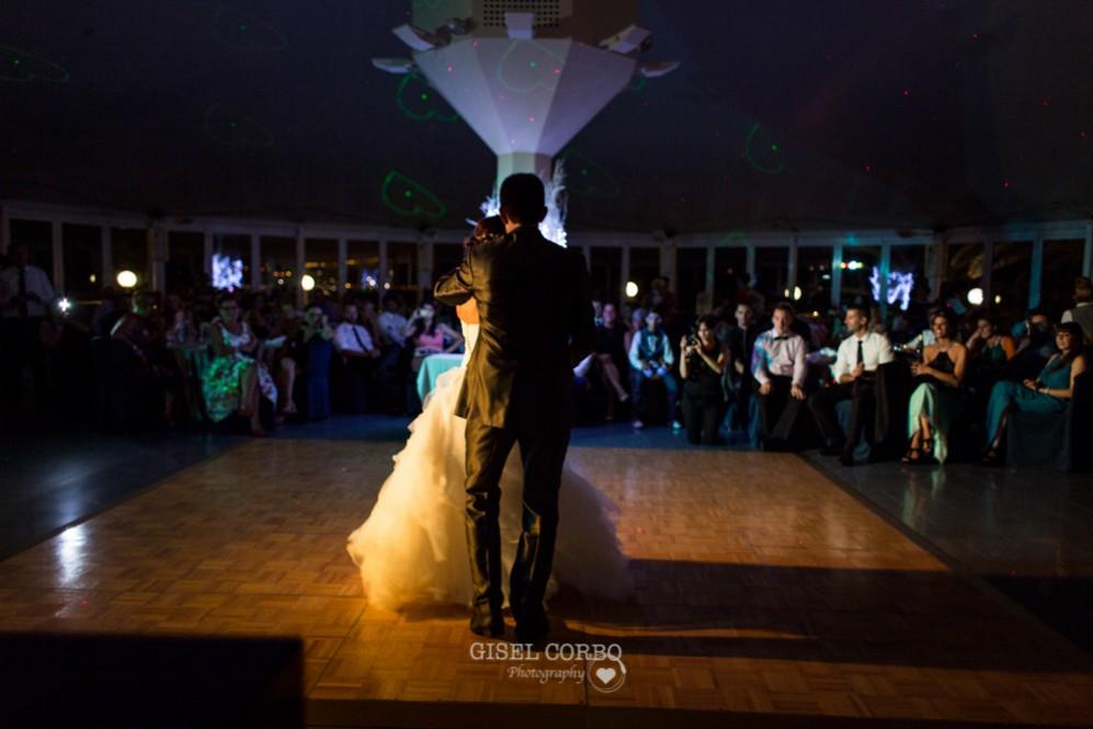 68 baile nupcial boda restaurante la cucanya vilanova