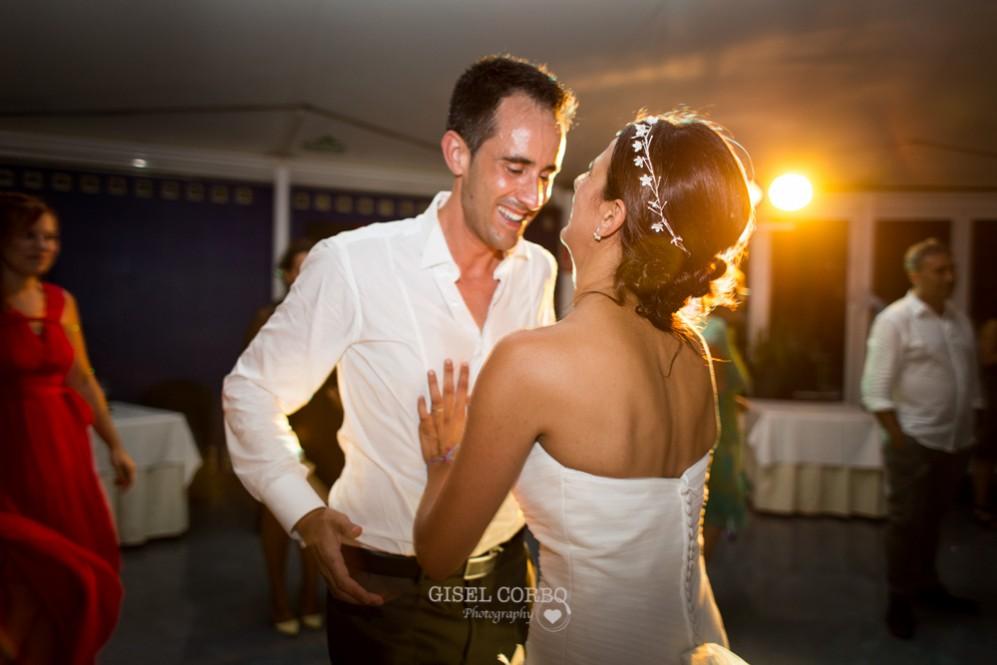 76 novios bailando fiesta boda noche