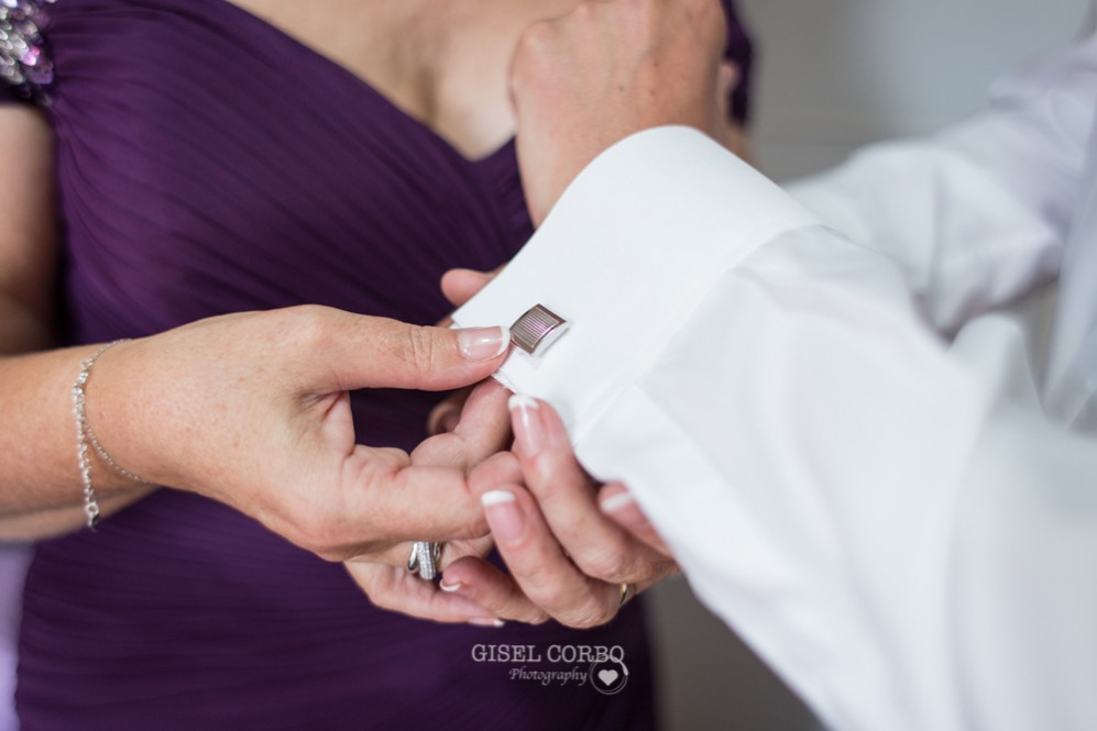 9 gemelos novio camisa boda manos madre manicura francesa